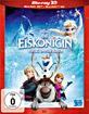 Die Eiskönigin - Völlig unverfroren 3D (Blu-ray 3D + Blu-ray) Blu-ray