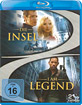 Die Insel / I am Legend (Doppelpack) Blu-ray