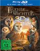 Die Legende der Wächter 3D (Blu-ray 3D + Blu-ray) Blu-ray