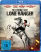Die Legende vom Lone Ranger Blu-ray
