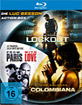 Colombiana + From Paris with Love + Lockout (Die Luc Besson Action Box) Blu-ray