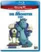Die Monster Uni 3D (Blu-ray 3D + Blu-ray) (CH Import) Blu-ray