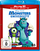 Die Monster Uni 3D (Blu-ray 3D + Blu-ray)