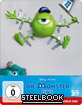 Die Monster Uni 3D - Steelbook (Blu-ray 3D + Blu-ray + Bonus-Disc)