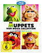 Die Muppets - Vier Movie Collection Blu-ray