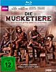Die Musketiere - Die komplette zweite Staffel Blu-ray