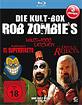 Rob Zombie Kult-Box - 3-Disc Edition Blu-ray