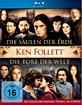 Die Säulen der Erde + Die Tore der Welt (Doppelset) Blu-ray