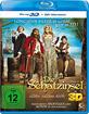 Die Schatzinsel 3D (Blu-ray 3D)