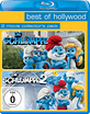 Die Schlümpfe + Die Schlümpfe 2 (Best of Hollywood Collection) Blu-ray