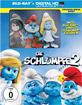 Die Schlümpfe 2 - Figurengeschenkset (Blu-ray + UV Copy) Blu-ray