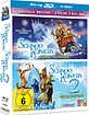 Die Schneekönigin 1+2 3D (Doppelset) (Blu-ray 3D) Blu-ray
