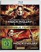 Die Tribute von Panem - Mockingjay Teil 1+2 3D (Doppelset) (Blu-ray 3D) Blu-ray