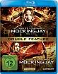 Die Tribute von Panem - Mockingjay Teil 1+2 (Doppelset) Blu-ray