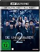 Die Unfassbaren 2 - Now You See Me 2 4K (4K UHD + Blu-ray) Blu-ray