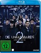 Die Unfassbaren 2 - Now You See Me 2 Blu-ray