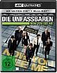 Die Unfassbaren - Now You See Me (Kinofassung und Extended Cut) 4K (4K UHD + Blu-ray) Blu-ray