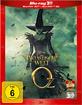Die fantastische Welt von Oz 3D (Blu-ray 3D + Blu-ray) Blu-ray