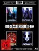 Die grosse Nemesis-Box (4-Disc Uncut-Collector's-Edition) (Classic Cult Collection) Blu-ray