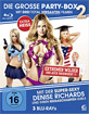 Die grosse Party Box 2 Blu-ray