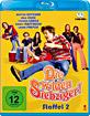 Die wilden Siebziger - Staffel 2 Blu-ray