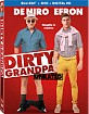 Dirty Grandpa - Unrated (Blu-ray + DVD + UV Copy) (Region A - US Import ohne dt. Ton) Blu-ray