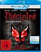 Disciples - Jünger des Satans 3D (Blu-ray 3D) Blu-ray