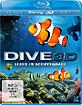 Dive 3D - Volume 1: Leben im Schiffswrack (Blu-ray 3D)