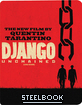Django Unchained - Steelbook (Blu-ray + DVD + UV Copy) (Region A - CA Import ohne dt. Ton)
