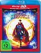 Doctor Strange (2016) 3D (Blu-ray 3D + Blu-ray) Blu-ray
