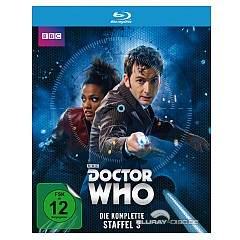 Doctor Who Die Komplette Staffel 3 Blu Ray Film Details