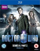 Doctor Who - Series 6: Part 2 (UK Import ohne dt. Ton) Blu-ray