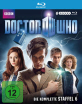 Doctor Who: Staffel 6 (Komplettbox) Blu-ray