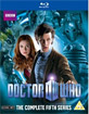 Doctor Who - The Complete Fifth Series (UK Import ohne dt. Ton) Blu-ray
