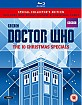 Doctor Who: The 10 Christmas Specials - Limited Edition (UK Import ohne dt. Ton) Blu-ray