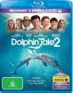 Dolphin Tale 2 (Blu-ray + DVD + UV Copy) (AU Import ohne dt. Ton) Blu-ray