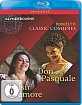 Donizetti - Don Pasquale (Glyndebourne) + Donizetti - L'elisir d'amore (Classic Comedies) Blu-ray