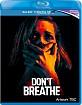 Don't Breathe (2016) (Blu-ray + UV Copy) (UK Import ohne dt. Ton) Blu-ray