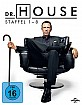 Dr. House - Staffel 1-8 Blu-ray