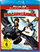 Drachenzähmen leicht gemacht 3D (Blu-ray 3D + Blu-ray) (2. Neuauflage)