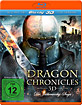 Dragon Chronicles 3D - Die Jabberwocky Saga (Blu-ray 3D) Blu-ray