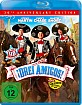 Drei Amigos (30th Anniversary Edition) Blu-ray