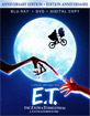 E.T.: The Extra-Terrestrial - Anniversary Edition (Blu-ray + DVD + Digital Copy) (CA Import ohne dt. Ton) Blu-ray