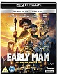 Early Man (2018) 4K (4K UHD   Blu-ray) (UK Import ohne dt. Ton) Blu-ray
