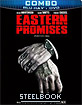 Eastern Promises - Steelbook (Blu-ray + DVD Edition) (CA Import ohne dt. Ton) Blu-ray