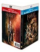 El Hobbit: La Desolación de Smaug (Blu-ray + DVD + Digital Copy) (ES Import) Blu-ray