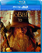 El Hobbit: Un Viaje Inesperado 3D (2 Blu-ray 3D + 2 Blu-ray + Digital Copy) (ES Import) Blu-ray