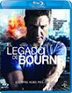 El Legado De Bourne (Blu-ray + Digital Copy) (ES Import) Blu-ray