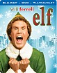 Elf - 10th Anniversary Edition Steelbook (Blu-ray + DVD + CD + Digital Copy + UV Copy) (US Import)