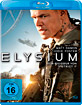 Elysium (2013) (Blu-ray + UV Copy) Blu-ray